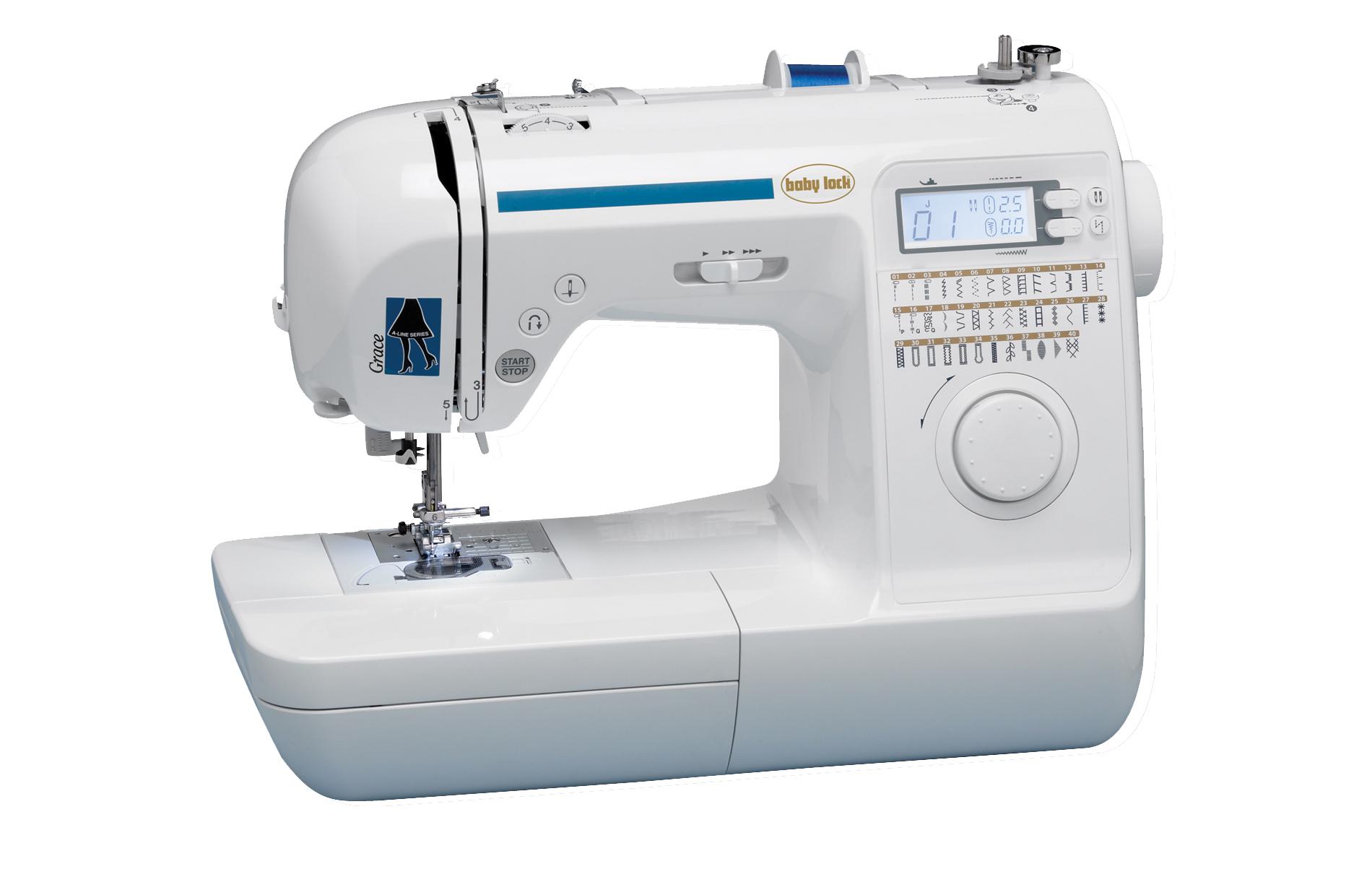 baby lock espire sewing machine